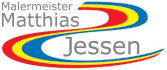 Malermeister Matthias Jessen Logo